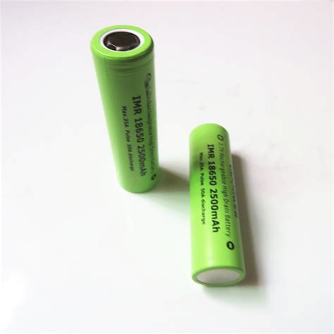 Nitecore Imr18650 Baterai Vape 2500mah 35a 3 7v buy original vappower imr18650 3 7v high drain 35a 2500mah pulse 50a inr 18650 battery e