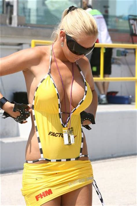 Paddock Girls   Ela Kello   Hot Models