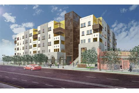retirement housing foundation two affordable housing projects headed to south la curbed la