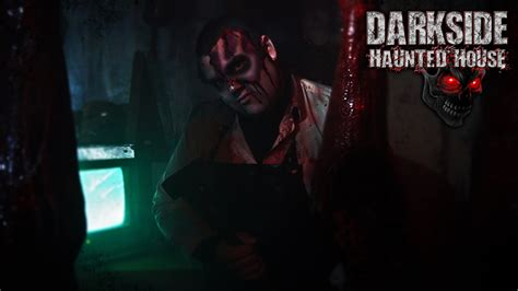 Darkside Haunted House In Wading River Ny