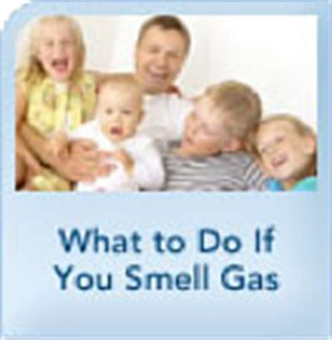 What To Do If You Smell Gas In Your House by Propane Safety Tips