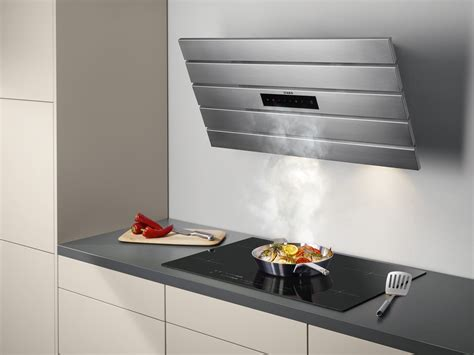 moderne abzugshauben ifa 2015 preview the new cooker hoods that automatically