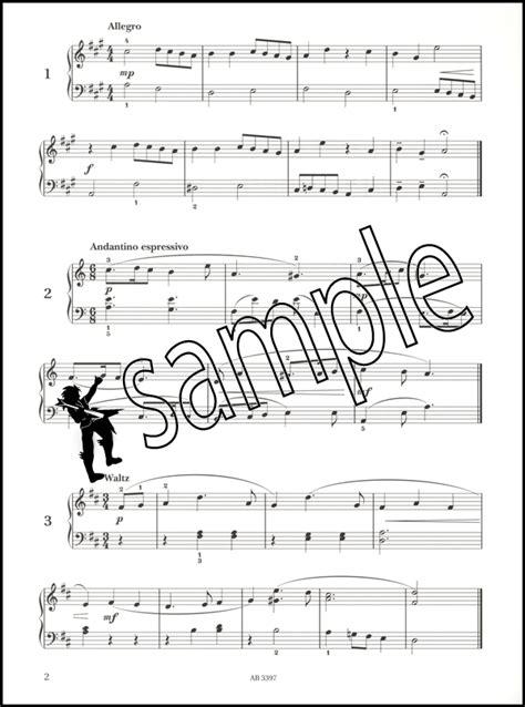 Piano Specimen Sight Reading 4 piano specimen sight reading tests for piano abrsm grade 4 hamcor