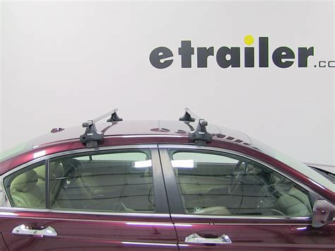 Accord Roof Rack by Thule Roof Rack For 2012 Accord By Honda Etrailer