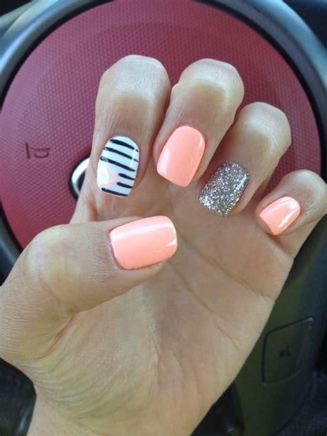 easy nail art with gel polish 32 cute gel nail polish designs for ladies sheideas