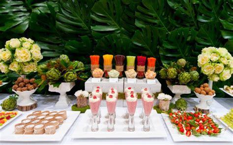 kara s party ideas organic buffet veggie bar planning