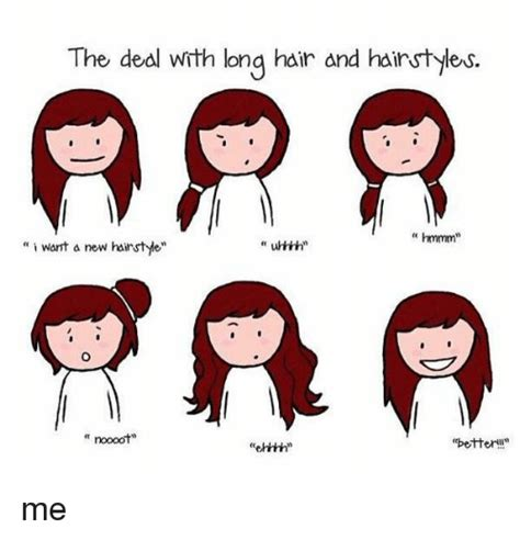 I Want A New Hairstyle by The Deal With Hair And Hairstyles Hmmm I Want A New