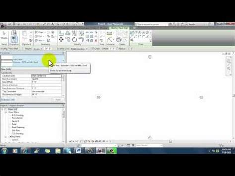 tutorial revit italiano revit tutorials starting a project vido1 your best videos