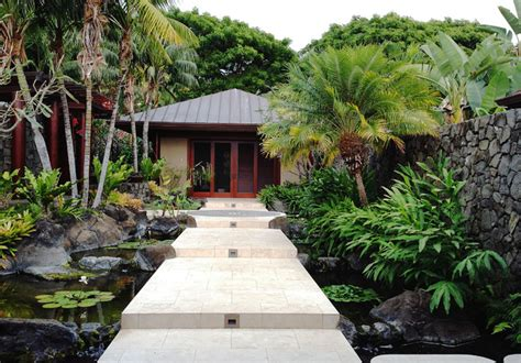 Landscape Architect Hawaii Hawaii Island Landscaping Tropical Landscape Hawaii