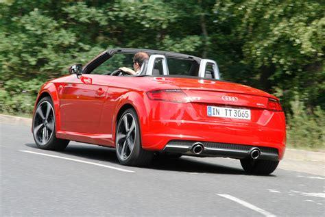Peugeot Wie Audi Tt by Test Audi Tt Roadster Sommerfrischler Mit Biss Magazin