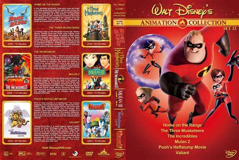 film disney dvd walt disney s classic animation collection set 12