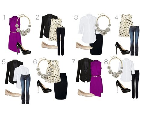 Wardrobe Mix And Match Ideas wardrobe essentials ideas need to learn to mix and match pinpoint