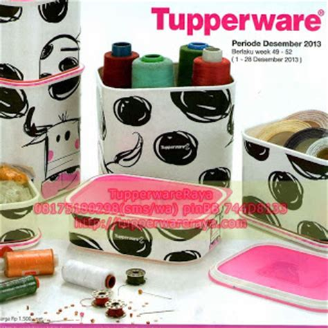 Tupperware Activity katalog activity tupperware desember 2013 raya tupperware phone wa sms 087759844298