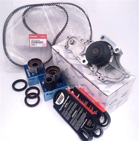 2003 honda accord 4 cylinder timing belt or chain honda pilot timing belt water kit 2003 2004 ebay