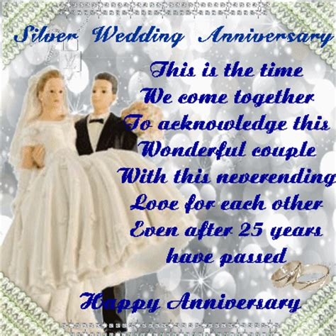 Silver Anniversary Wishes Free Milestones by Silver Is A Great Milestone Free Milestones Ecards