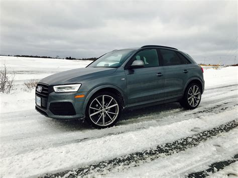 Audi Q3 Plattform by 2017 Audi Q3 Quattro Review At What Cost The Truth