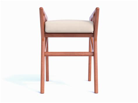 gio ponti chair 3d gio ponti stool free 3d model obj 3dm cgtrader