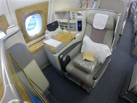 emirates class cabin emirates a380 business class between australia new