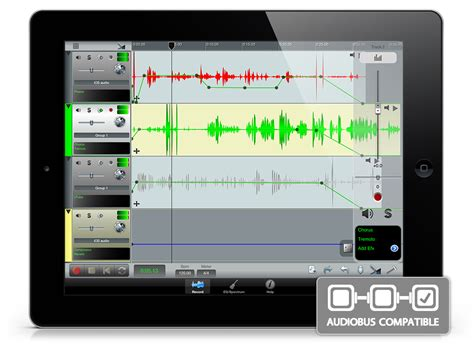 format audio ios kvr n track studio for iphone ipad ipod touch by n