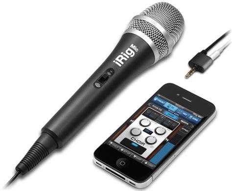 irig mic microfoon voor de iphone