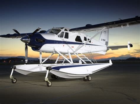 pontoon plane for sale dhc 2t turbo beaver viking air ltd