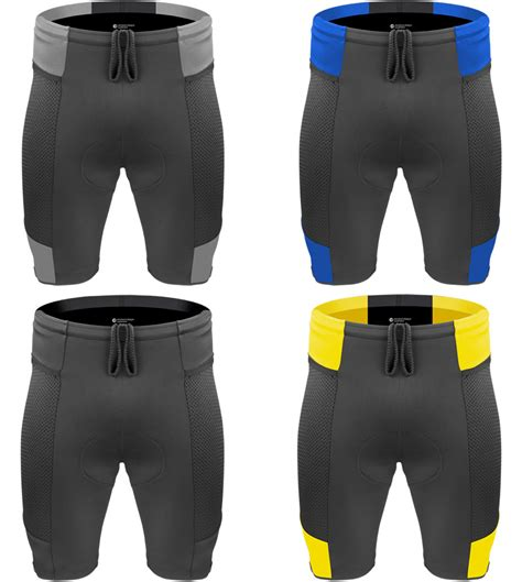 best bicycle shorts s gel cycling shorts bike shorts with side pockets