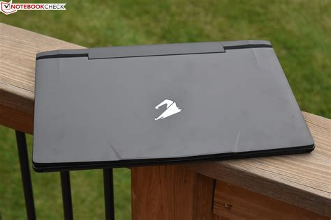 Notebook Aorus X7 Dt V6 by Aorus X7 Dt V6 Notebook Review Notebookcheck Net Reviews