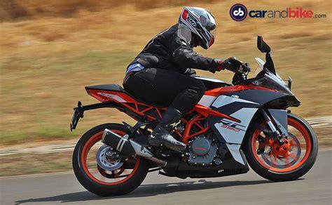Ktm 390cc 2017 Ktm Rc 390 Ride Review Ndtv Carandbike