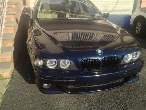 2000 bmw 540i m package sell used 2000 bmw 540i m sport package 4 door 4 4l in
