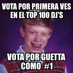 Top 100 Internet Meme - meme bad luck brian vota por primera ves en el top 100