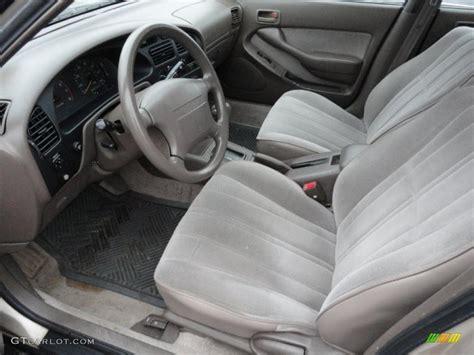 1996 Toyota Camry Interior by Beige Interior 1996 Toyota Camry Dx Sedan Photo 41466234