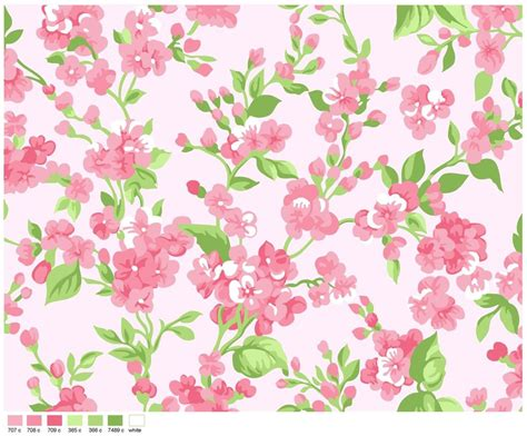 Flower Print seamless flower print 4 by doncabanza on deviantart
