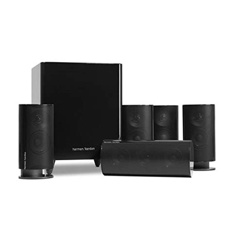 harman kardon hkts 20bq 5 1 home theater speaker system