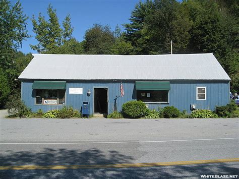 Jonesville Post Office by Jonesville Post Office Trail Vermont Whiteblaze