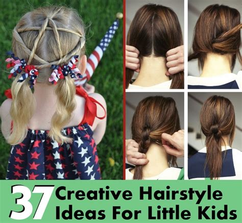diy hairstyles for toddlers 37 unique and creative hairstyle ideas for little kids