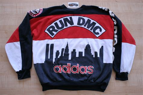 T Shirt Run Dmc Adidas Grey adidas run dmc sweatshirt sweater jacket