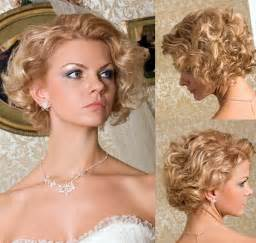 Hairstyles for short hair 2013 short wedding hairstyles for curly hair