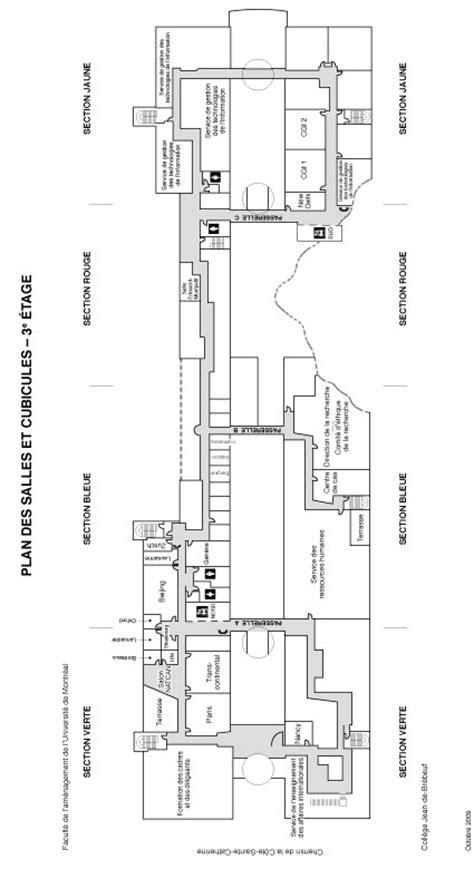floor plan 3rd street hec montr 233 al c 244 te sainte catherine building 3rd floor plan