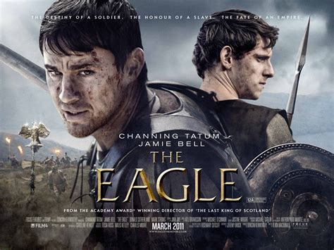 eagles biography movie channing tatum interview the eagle collider