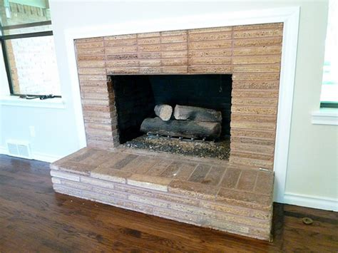 Inside Fireplace Paint | how to freshen the inside of your fireplace with high heat