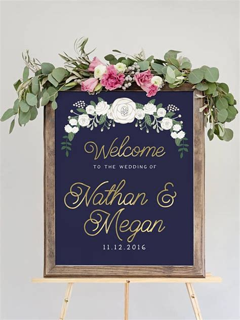 17 Best images about Wedding Signs on Pinterest   Vineyard