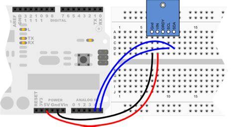 arduino code hmc5883l compass module 3 axis hmc5883l learn parallax com