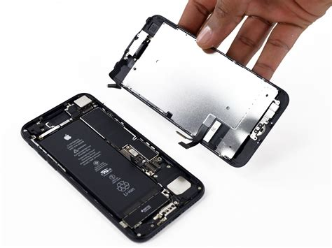 iphone 7 display assembly replacement ifixit repair guide