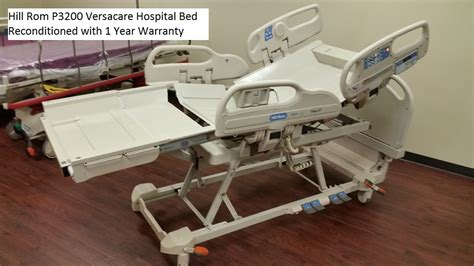 hill rom hospital bed hill rom p3200 versacare bed hospital beds