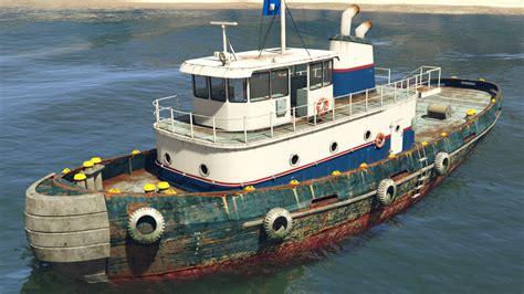 big boat in gta 5 tug gta wiki fandom powered by wikia