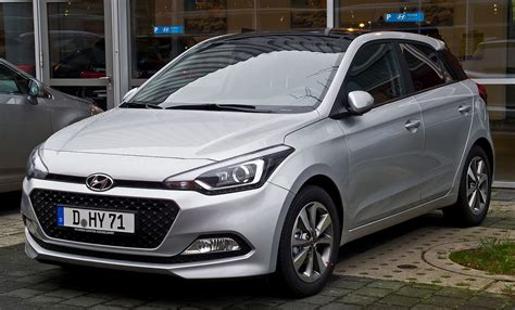 Hyundai I20 Automatic by Hyundai I20 Automatic To Be Available From May 2018