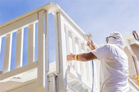 spray painter contract spray painting deck house painter spray painting a deck