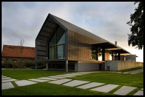 The Barn House 17 Fantastiche Immagini Su The Barn House Buro Ii