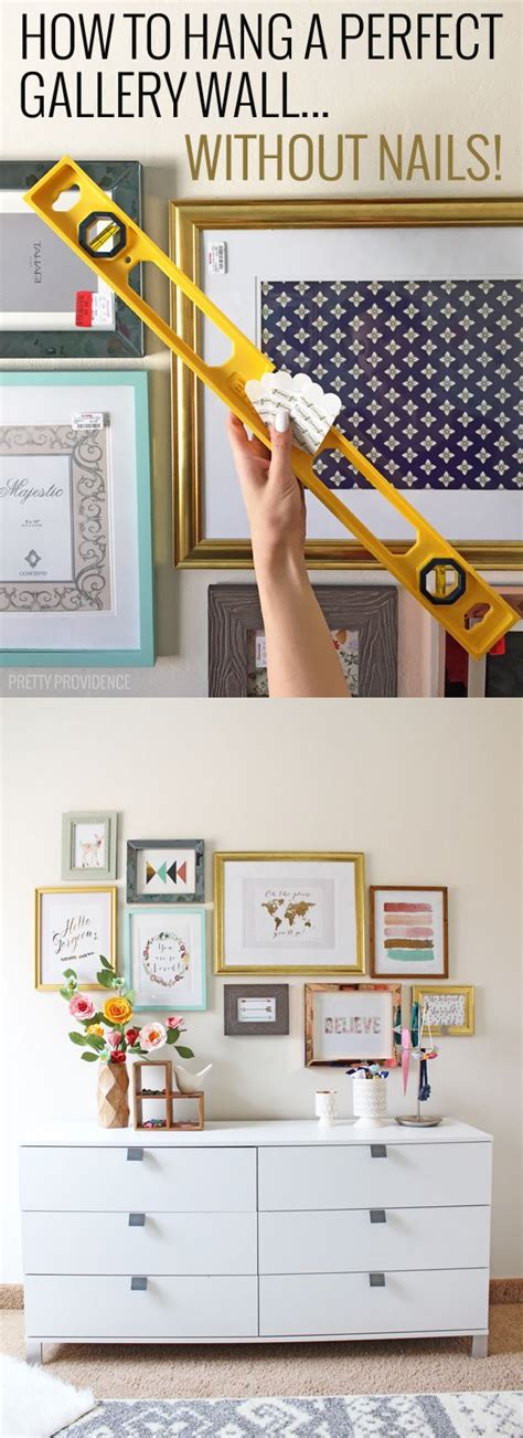hang frames no nails 269 best images about home gallery wall on