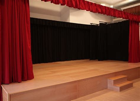 portable stage curtain portable stage curtains stage curtains valance systems